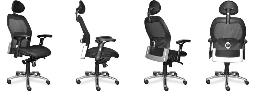 Ergonomia silla ergonomia silla esta silla ofrece todas - Sillas ergonomicas para estudiar ...